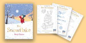 The Snowflake activity sheets