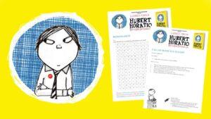 Hubert Horatio: How to Raise Your Grown-Ups by Lauren Child, Teaching Resource Pack