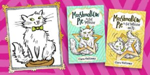 Marshmallow Pie books 1 and 2